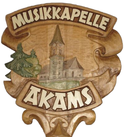 Wappen Musikkapelle Akams